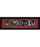 Meredith College Officially Licensed Framed Let... - $36.54