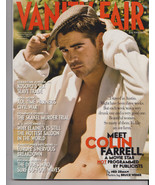 Vanity Fair   Colin Farrell     - $9.00