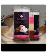 ICECREAM- JEWELRY IN CANDLES- 3 scents together! - $36.00