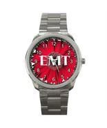 EMERGENCY MEDICAL TECHNICIAN, EMT SPORTS WATCH - $23.99