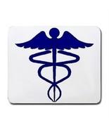 CADUCEUS HEALING MEDICAL SYMBOL MOUSEPAD R.N. D... - $9.99