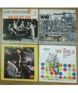 Record Album Qty 4 Ink Spots Roberta Flack Loui... - $21.14