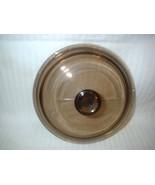 Pyrex P 81 C Replacement Lid Amber Corning Visi... - $12.99