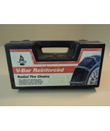 Laclede Radial Snow Tire Chains V-Bar Reinforce... - $53.17