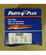 Parts Plus G6389 Fuel Filter 6 1/2in x 2 1/4in ... - $11.83