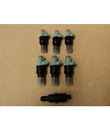 Bosch Fuel Injector Nozzle Set of 6 BMW Porsche... - $198.79