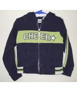 Girls Energy Zone Navy Blue Hooded Sweatshirt S... - $6.50