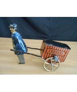 Vintage Antique Toy Lehmann Express Friction Ge... - $540.70
