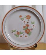 Newcor Stoneware Empress Dinner Plate Floral De... - $9.89