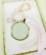 NIB LADUREE Mark's Mint Pastel Green Macaron Rh... - $60.00