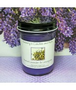 Herbal Lavender and Lemongrass PURE SOY Jelly J... - $8.00