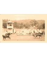 Old Vintage Antique Photograph Dr. Parks Riding... - $7.92