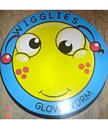 Wigglies Glow-Worm Board book – by Anna Nilsen - $5.99