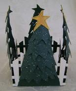Jar Candle Holder, Metal, Primitive Christmas P... - $12.00