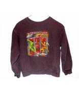 Boys Disney Brown Power Rangers Long Sleeve Swe... - $4.50
