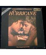 Hurricane 1979 Original Soundtrack Promo LP Nin... - $6.00