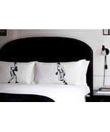 2 PILLOW FIGHTING Boxing pillowcases fight boxe... - $28.98
