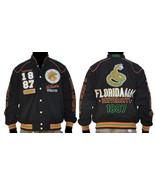 Florida A&M University Long sleeve Race Jacket ... - $99.74