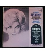 Harlow Soundtrack - Nelson Riddle 1965 LP NM! N... - $20.00