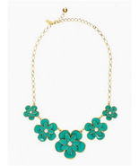 Kate Spade Graceful Floral Graduated Necklace, ... - $69.00
