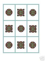 Geometric Shapes Crochet Graph Afghan Pattern - $3.75