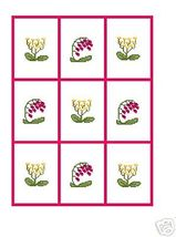Pretty Flowers Crochet Graph Afghan Patterns - $3.75