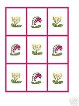 Pretty Flowers Crochet Graph Afghan Patterns - $4.00
