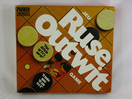 Outwit 1979 Board Game Parker Brothers 100% Com... - $17.87