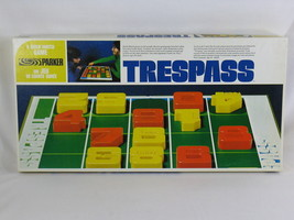 Trespass 1974 Board Game Parker Brothers Comple... - $28.71
