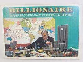Billionaire 1973 Global Enterprise Parker Broth... - $18.81