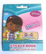 3 Packages of 100 + Disney Doc Mcstuffins Stick... - $9.89
