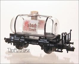 TRiX MINITRIX N 15035 - Glass Asbach-Uralt Bran... - $132.50