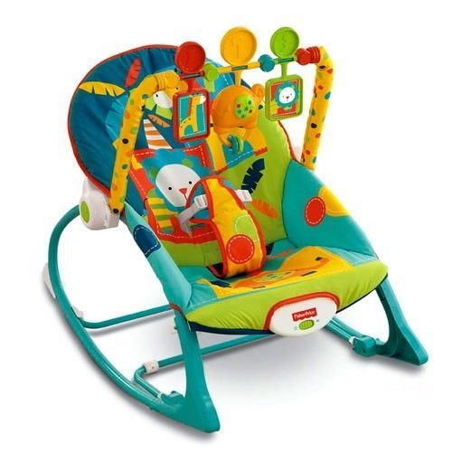 fisher price infant toddler baby rocker play seat. Black Bedroom Furniture Sets. Home Design Ideas