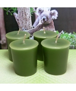 Eucalyptus PURE SOY Votives (Set of 4) - $7.00