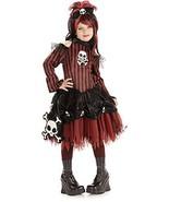 Diva Rockin' Skulls Punky Pirate Red & Black St... - $24.99