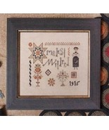 Modest Mildred cross stitch chart Jeanette Doug... - $9.00