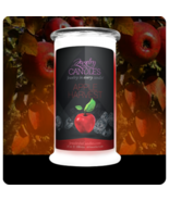APPLE HARVEST - JEWELRY IN CANDLES  - $32.00