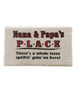 Nana Papa Indoor Door Mat Rug Porch Patio Welco... - $29.99