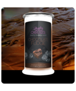 CHOCOLATE FUDGE- JEWELRY IN CANDLES- YOU WILL L... - $32.00