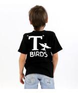T Birds black child boys shirt Greaser Shirt te... - $12.99