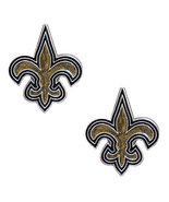 New Orleans Saints Licensed Stud Earrings - $9.50