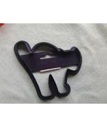 Wilton Black Cat Cookie Cutter Halloween 509-262 - $1.49