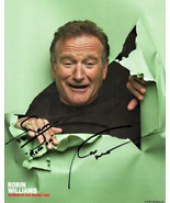 8 x 10 Autographed Photo of Robin Williams  RP - $7.99