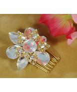 NEW ITEM! Stunning Gold Vintage Crystal Wedding... - $49.99