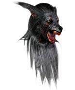 Black Werewolf Deluxe Latex Halloween Mask - $128.69