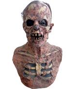 Deluxe Ground Breaker Zombie Latex Halloween Mask - $90.09