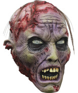 Brains Brains Brains! Deluxe Zombie Halloween Mask - $54.95