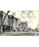 South Broad Street  Norwich New York 1910 vinta... - $6.00