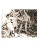 Tarzan the Ape Man 8x10 B&W Photo - $3.95