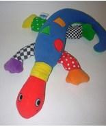 Eden Lizard Baby Toy Plush Stuffed Animal Prima... - $6.00